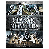 Universal Monster 30-film blueray